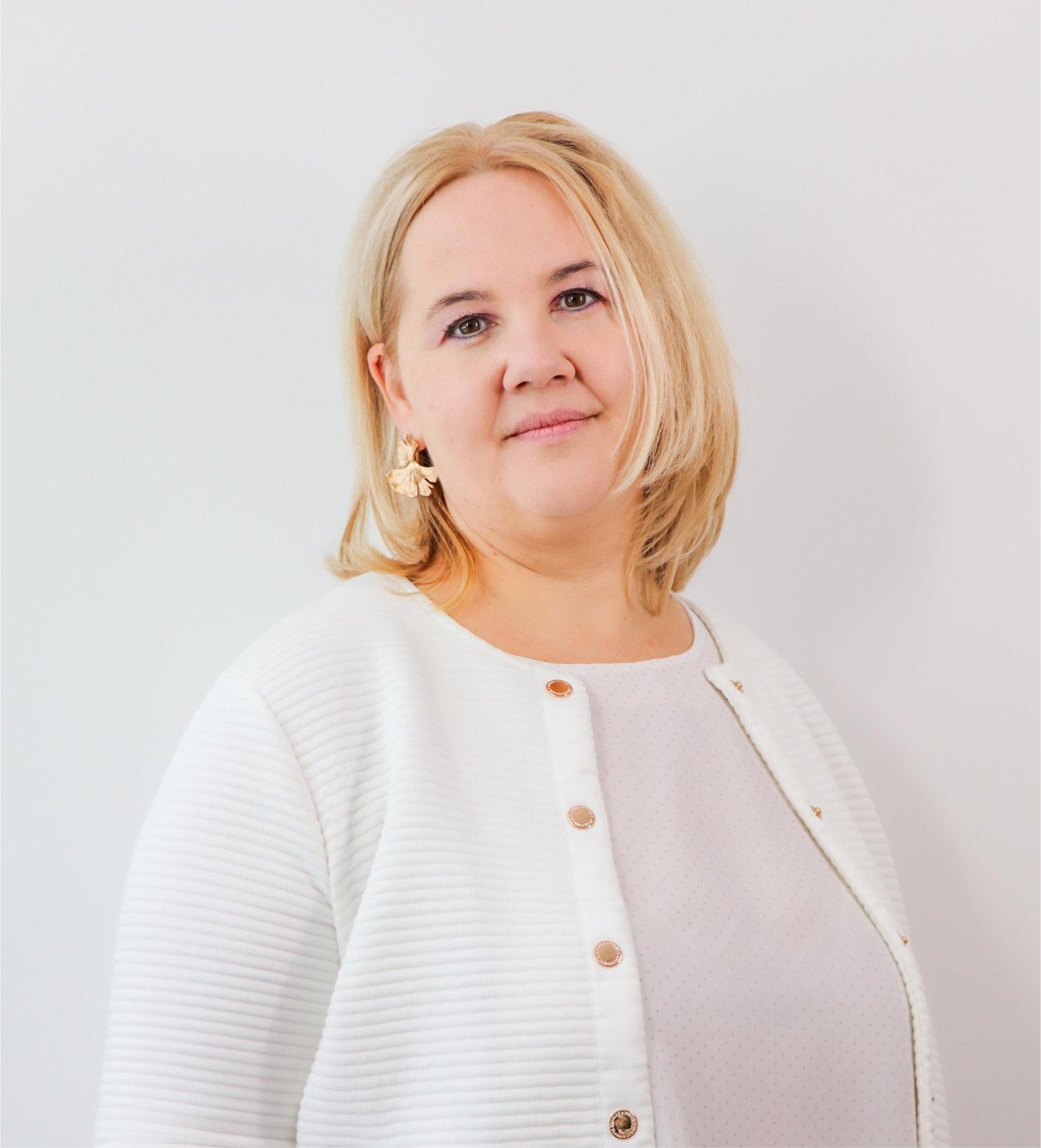 Geschäftsführerin von Autorenhilfe e.U. Sandra