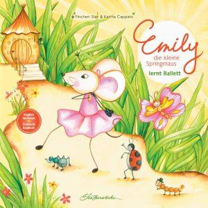Emily lernt Ballett